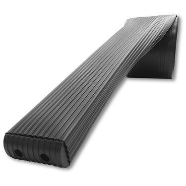 """Caliber Bunk Wrap Kit For 2"""" x 6"""" x 24' Bunks, Black"""