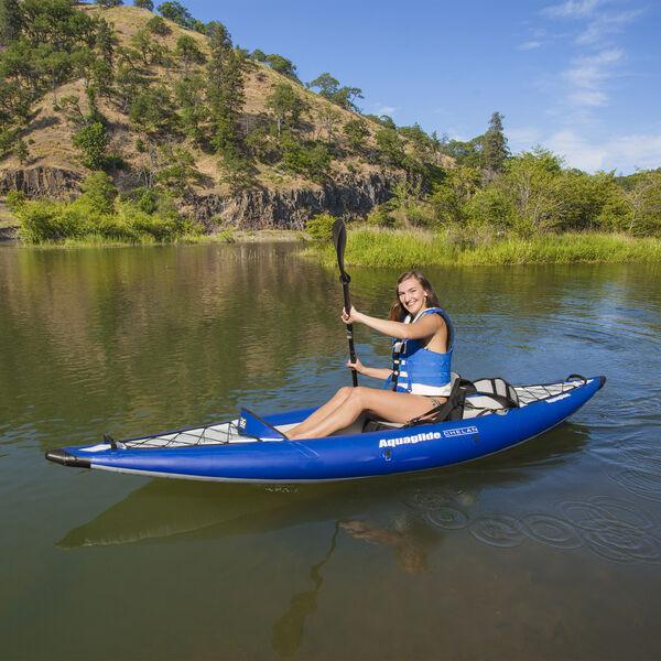 Aquaglide Chelan HB One Inflatable Kayak