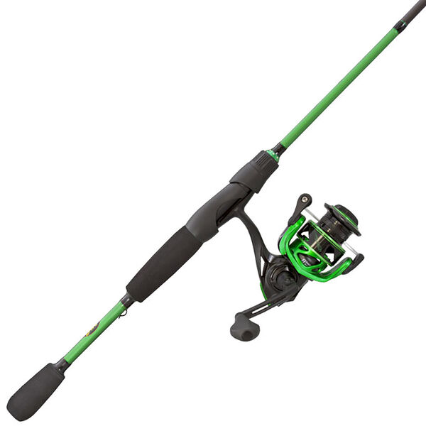 Lew's Mach Speed Spinning Combo