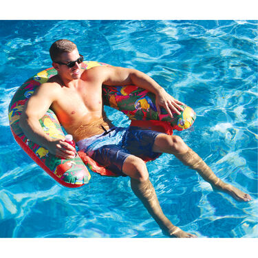 Margaritaville Sit And Sip Floating Pool Seat