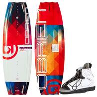 O'Brien Siren Wakeboard with Nova Bindings