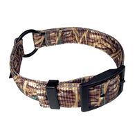 """Scott Pet Mossy Oak Shadow Grass Camo Center Ring Collar, 1"""" x 20"""""""