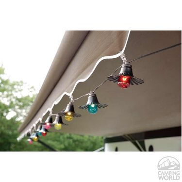 Multicolor Cafe Lights