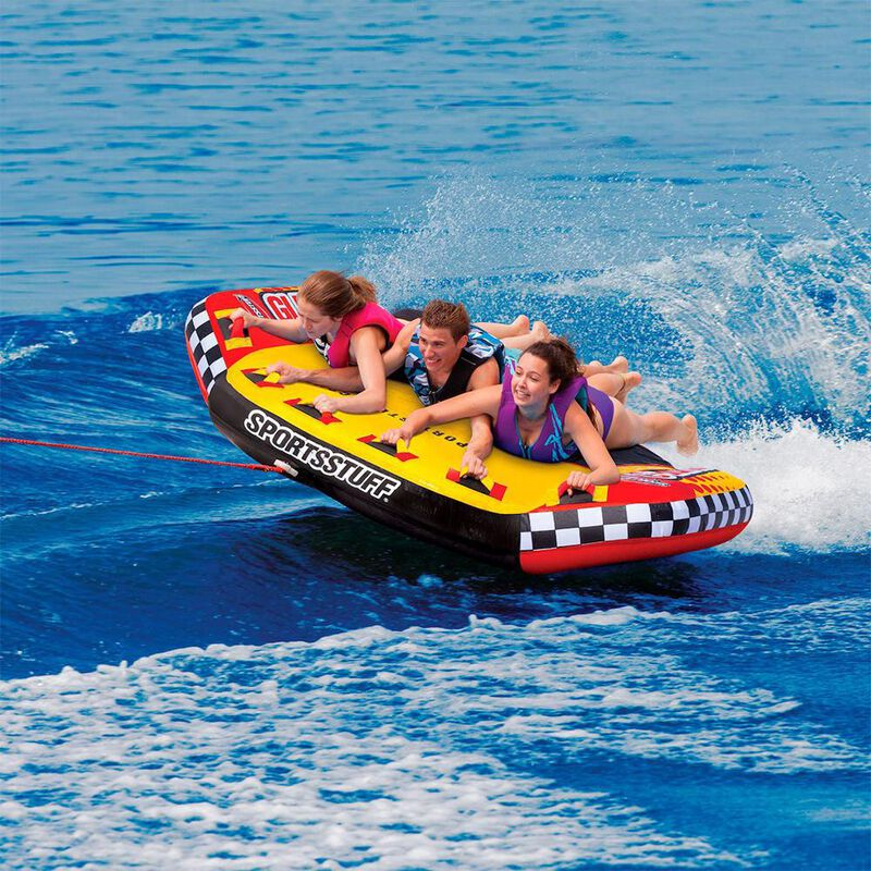 Sportsstuff Glide 3-person Towable Tube image number 3
