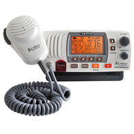Cobra Marine MR F77 GPS Class-D Fixed-Mount VHF Radio with GPS Receiver