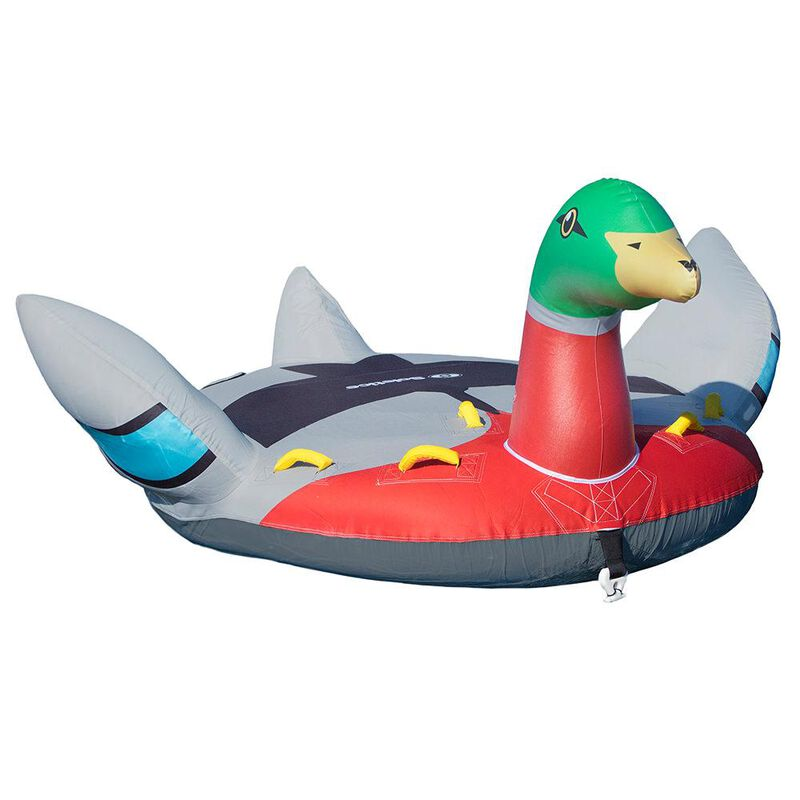 Solstice Mallard Duck 2-person Towable tube image number 1
