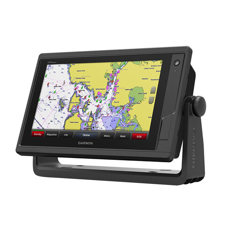 """Garmin GPSMAP 922 9"""" Touchscreen Chartplotter With No Sonar image number 1"""