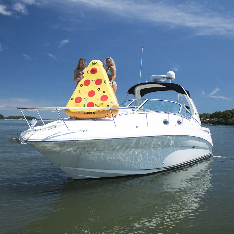 Solstice Pizza Slice Towable, 1-Person image number 4