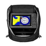 Garmin ECHOMAP UHD 63cv Ice Fishing Bundle w/GT8HW-IF