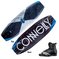 Connelly Blaze 141 Wakeboard With Optima Bindings