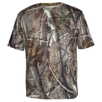 Habit Men's Performance Camo Short-Sleeve Tee