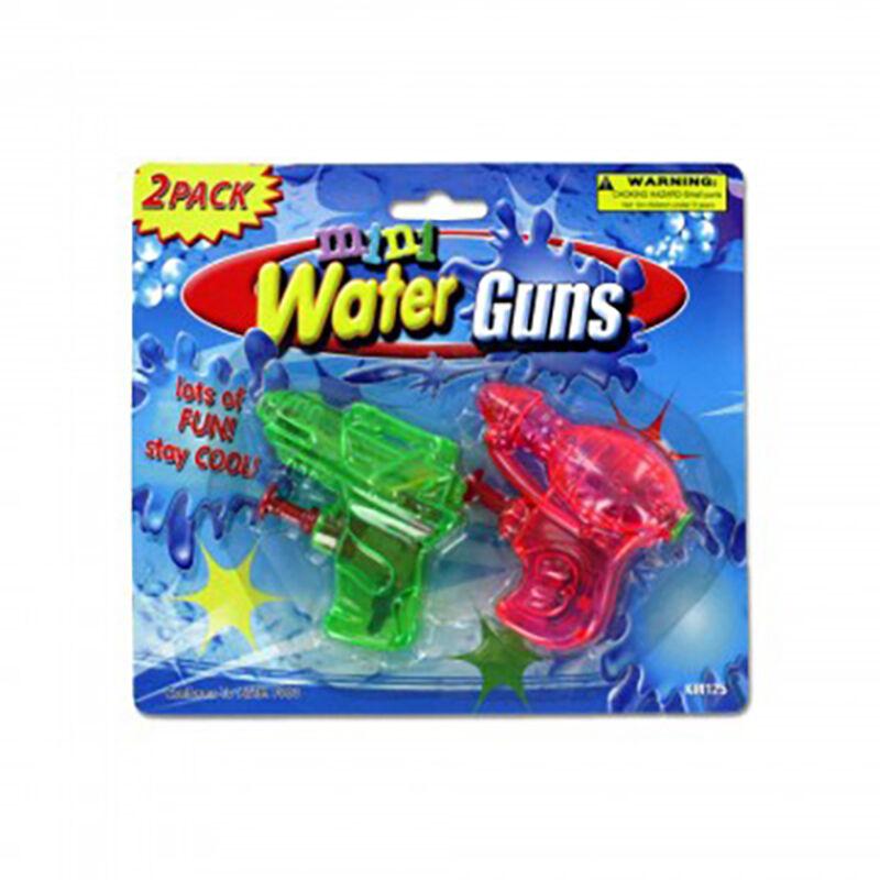 Kole Imports Mini Water Guns image number 2