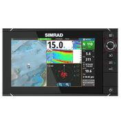 Simrad NSS9 evo2 Combo Multifunction Display with Insight USA Charts