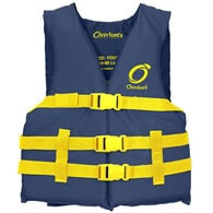 Overton's Youth Nylon Life Jacket, Blue
