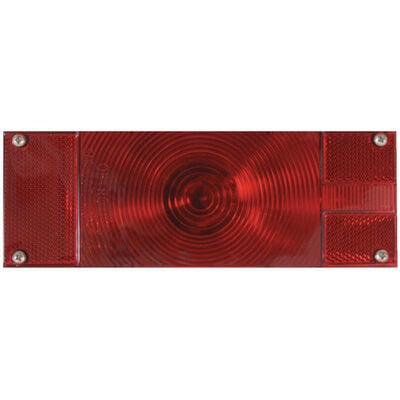 Optronics Replacement Waterproof Low-Profile Passenger-Side Trailer Taillight