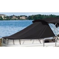 Pontoon Playpen Shade, Black (8-1/2'L x 8'W)