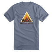 Points North Men's National Park Short-Sleeve Tee