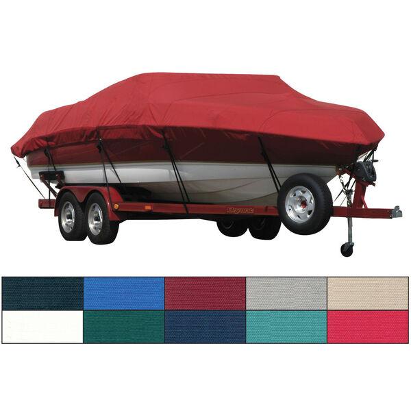 Sunbrella Boat Cover For Crownline 240 Ex Deckboat Covers Extended Platform