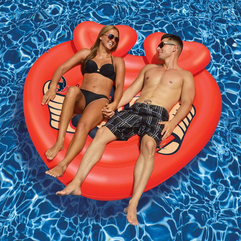 Swimline Lover's Island Double Float image number 2