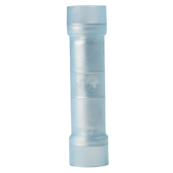 Ancor Nylon Double-Crimp Butt Connectors, 16-14 AWG, 25-Pk.