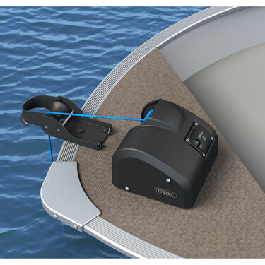 Trac Gen 3 Fisherman 25 Anchor Winch