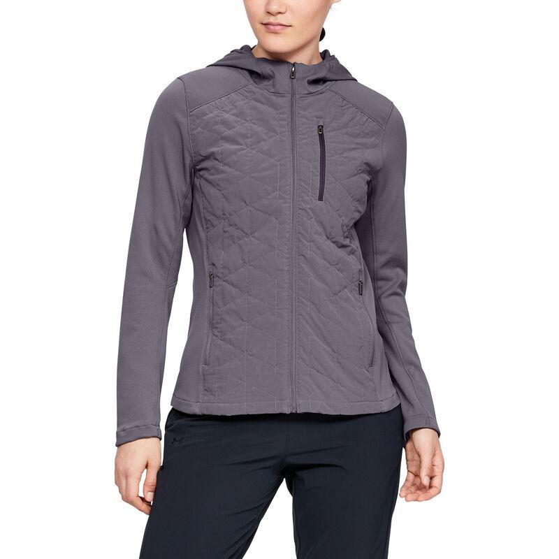Under Armour Women's ColdGear Reactor Lite Hybrid Jacket image number 6