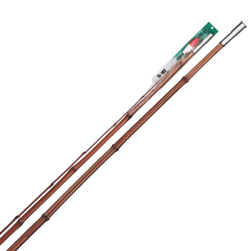B&M Bamboo Freshwater Cane Pole image number 1