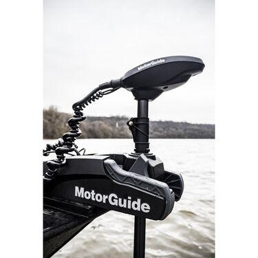 "MotorGuide Xi3 FW Wireless Trolling Motor w/Pinpoint GPS & Transducer, 55lb. 54"""