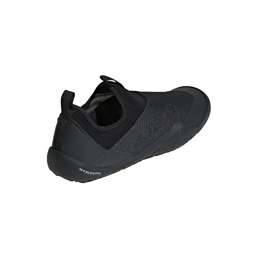 low priced 24ab7 e4696 adidas Men's Terrex Climacool Jawpaw II Slip-on Water Shoe