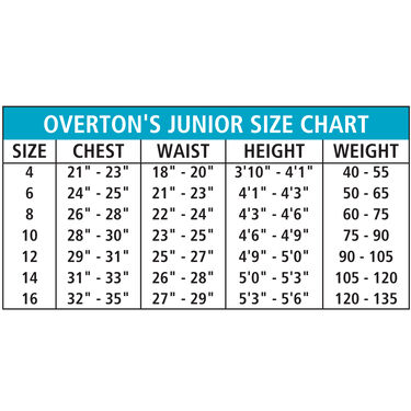Junior Overton's Pro Spring Shorty Wetsuit