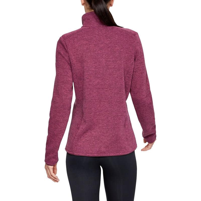 Under Armour Women's Wintersweet 2.0 Half-Zip Pullover image number 2