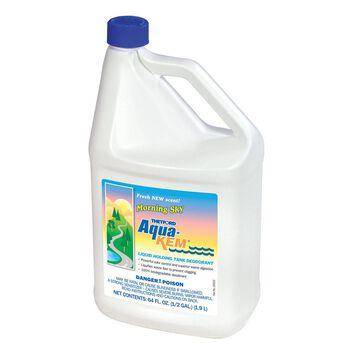 Thetford Aqua-Kem Liquid Holding Tank Deodorant, Morning Sky Scent, 64 oz.