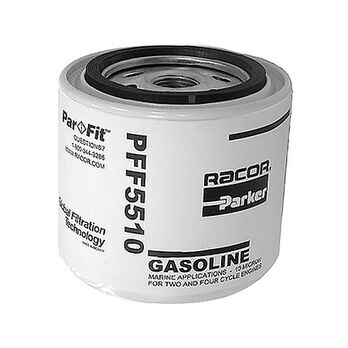 Spin-On Gasoline Fuel Filter