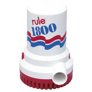Rule Automatic Bilge Pump A53S - 1800 GPH
