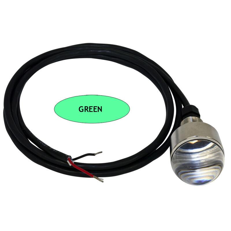 Liquid Lite 12V LED Drain Plug Light, Green image number 1