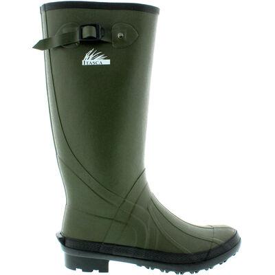 Itasca Men's Swampwalker Classic Waterproof Rubber Boot
