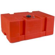 Moeller Above-Deck 24-Gallon Plastic Fuel Tank