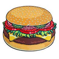Bigmouth Gigantic Burger Beach Blanket