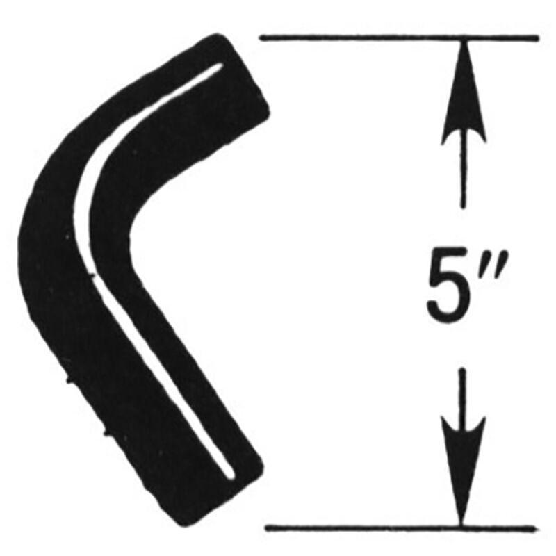 Sierra Molded Hose For Mercury Marine/Volvo Engine, Sierra Part #18-70704 image number 1