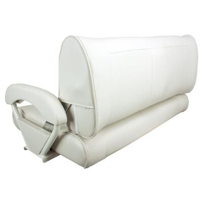Springfield Double Bucket Chair White