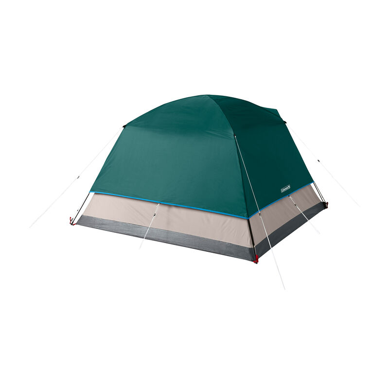 Coleman 4-Person Skydome Camping Tent image number 3