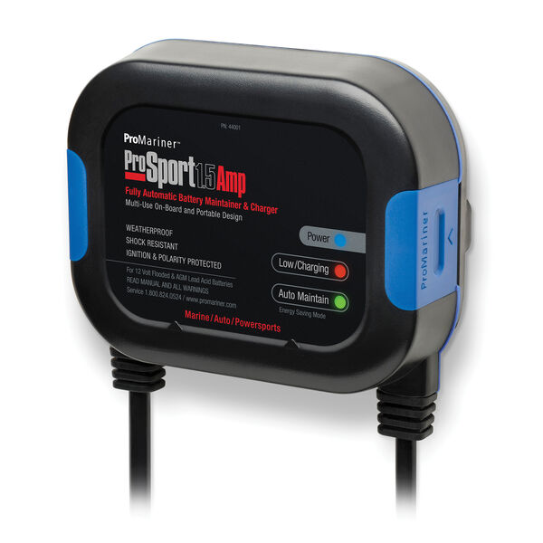 ProSport 1.5A Battery Maintainer