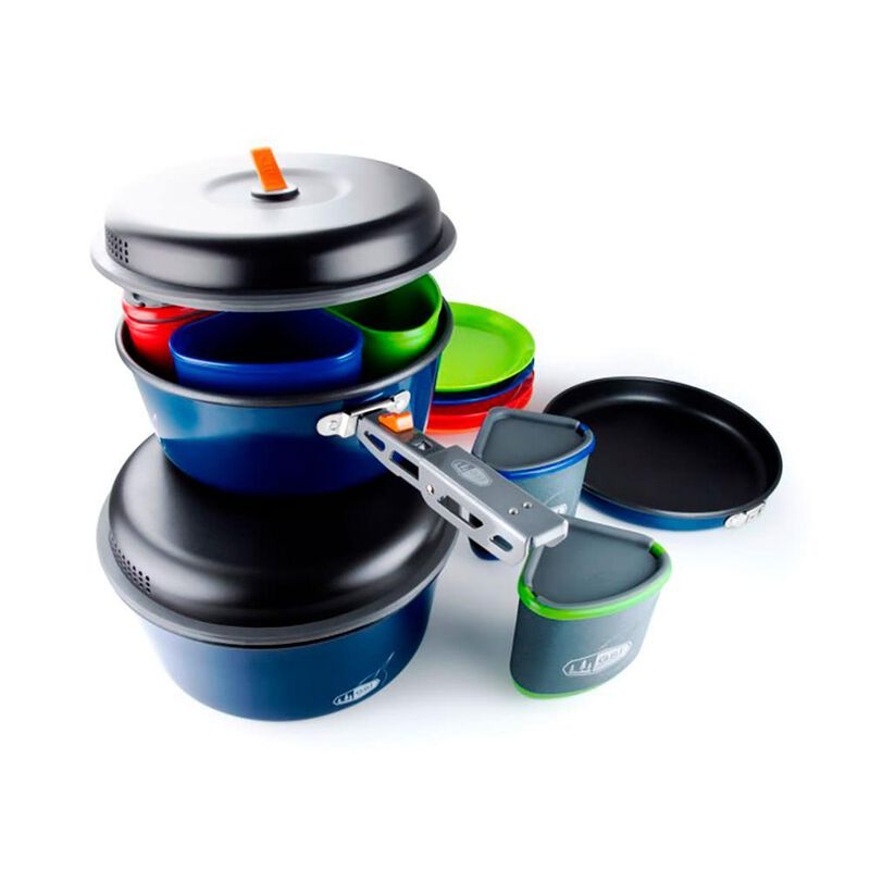 GSI Outdoors Bugaboo Camper Cookware Set image number 1