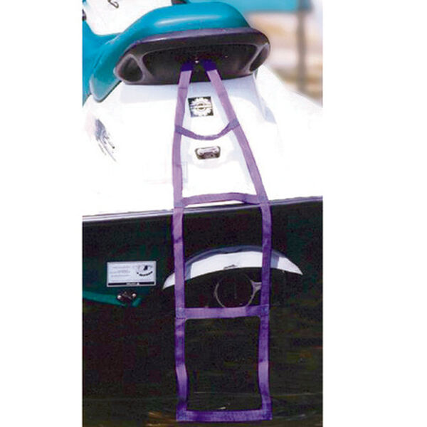 EZ On Jet Step Flexible Ladder, Purple