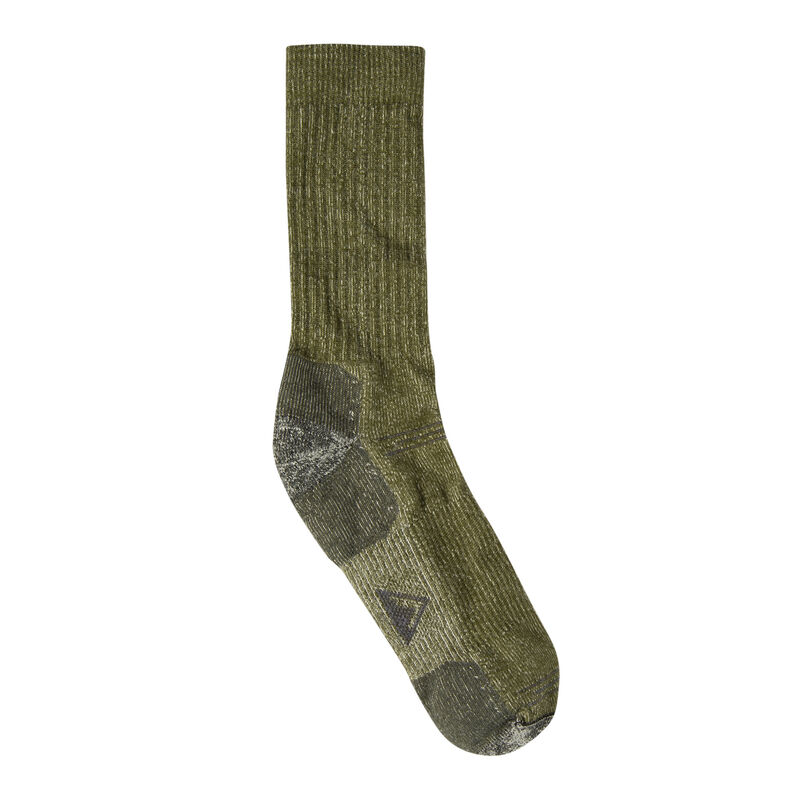 Ultimate Terrain Men's Explorer Lightweight Hiking Crew Sock image number 6