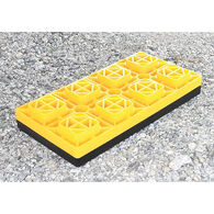 "Camco Universal 8.5"" x 17"" Leveling Block Flex Pads, pair"