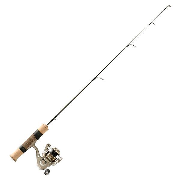 13 Fishing MicroTec Walleye Ice Combo