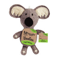 Spunky Pup Woolies Koala Bear Dog Toy