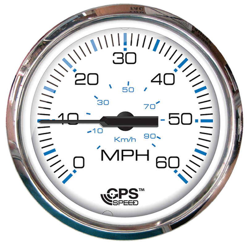 Faria Chesapeake SS GPS Speedometer, 60 MPH image number 2