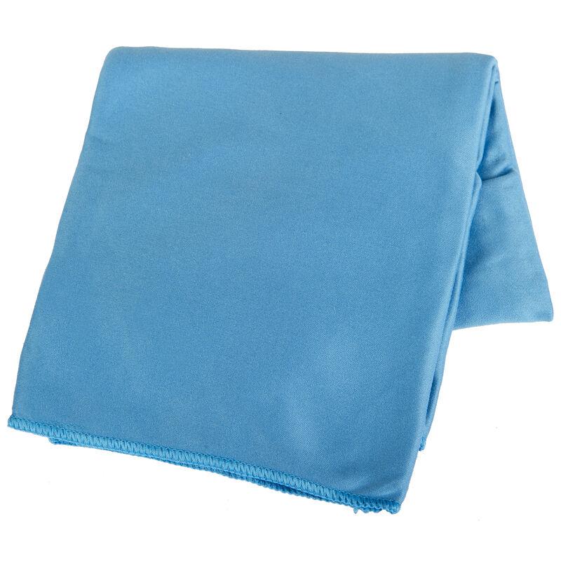 Rock Creek Blue Microfiber Camp Towel, Large image number 2